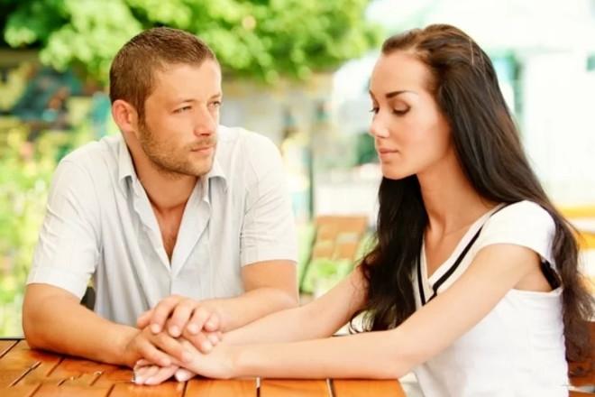 Разговор парня и девушки