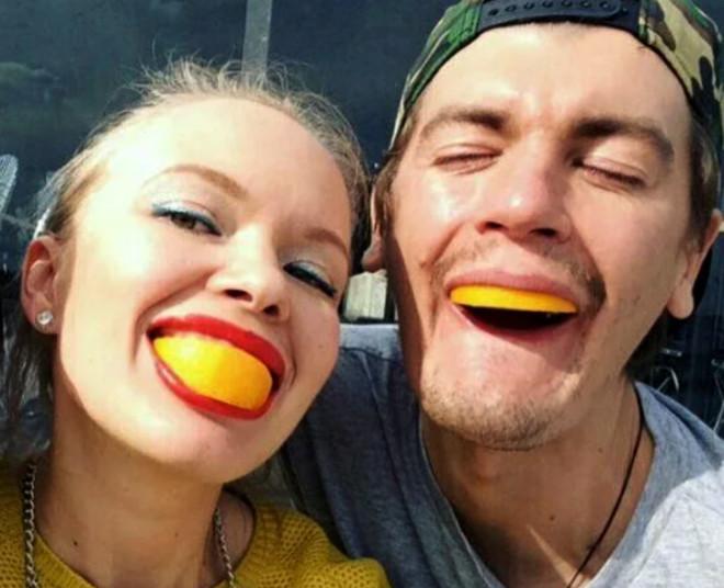 Гудков и Чекалина фото