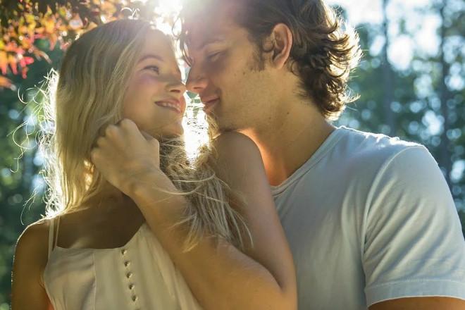 Девушка с парнем